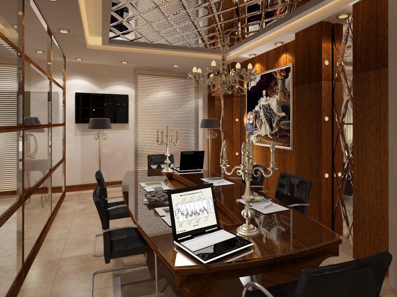 نمونه ای از طراحی های دفتر کار | طراحی دکوراسیون اداری,دکوراسیون داخلی اداری,نورپردازی