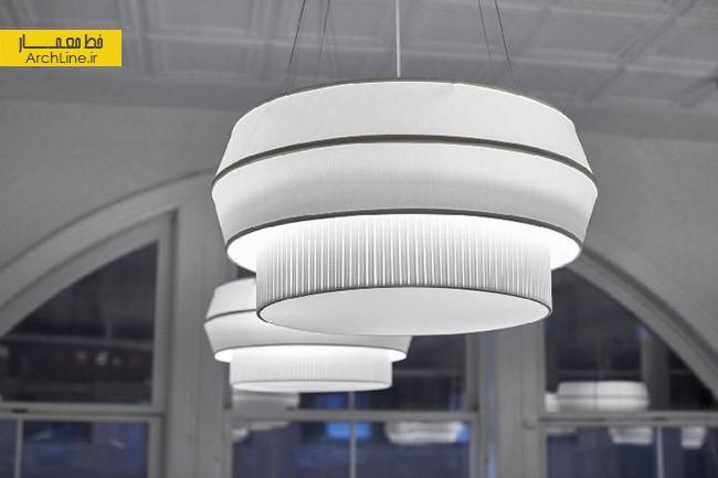 اهمیت نورپردازی اداری | طراحی دکوراسیون اداری,دکوراسیون داخلی اداری,نورپردازی اداری