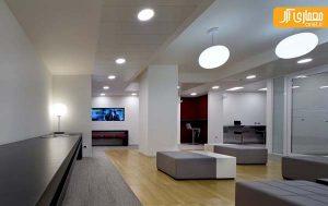 دکوراسیون دفتر تجاری