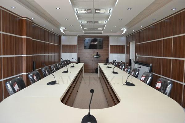 طراحی داخلی دفتر تجاری | طراحی دکوراسیون اداری,دکوراسیون داخلی اداری,نورپردازی اداری