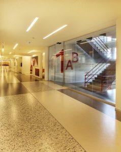 طراحی داخلی دفتر شرکت معماری در ترکیه