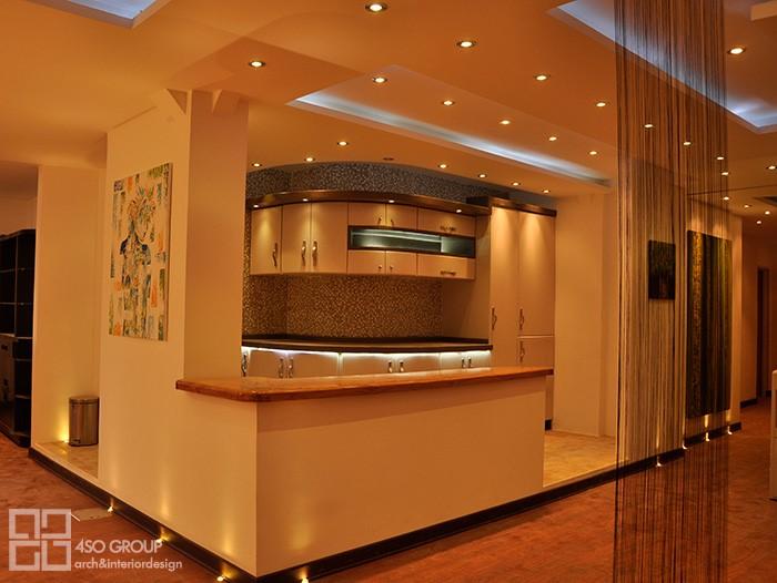طراحی دفتر کار به شیوه مدرن | طراحی دکوراسیون اداری,دکوراسیون داخلی اداری,نورپردازی