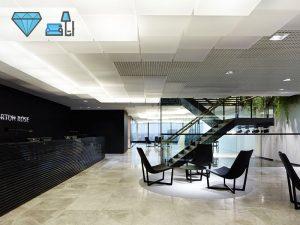 اصولی که باید در طراحی دکوراسیون دفاتر اداری رعایت شود