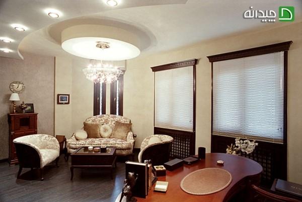 اصول نورپردازی در فضاهای اداری | طراحی دکوراسیون اداری,دکوراسیون داخلی اداری,نورپردازی