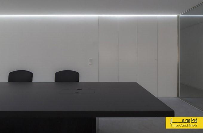 دکوراسیون داخلی دفتر کار | طراحی دکوراسیون اداری,دکوراسیون داخلی اداری,نورپردازی اداری