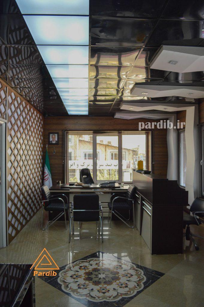 طراحی دکور دفاتر اداری | طراحی دکوراسیون اداری,دکوراسیون داخلی اداری,نورپردازی اداری