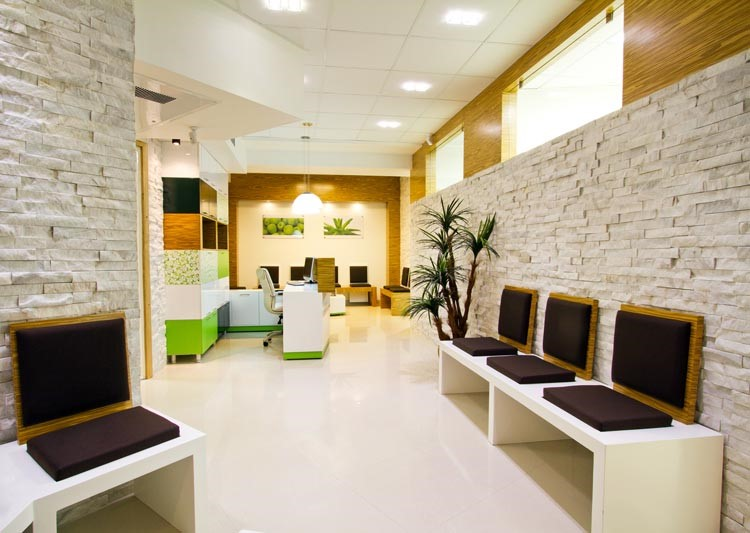 دکوراسیون مطب ارتوپدی | طراحی دکوراسیون اداری,دکوراسیون داخلی اداری,نورپردازی اداری