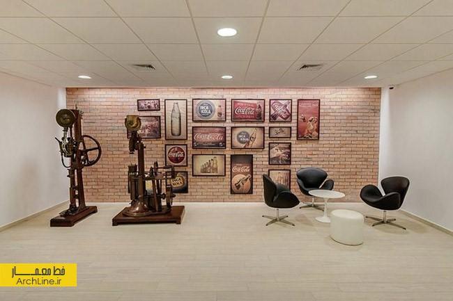 طراحی داخلی دفتر کار | طراحی دکوراسیون اداری,دکوراسیون داخلی اداری,نورپردازی اداری