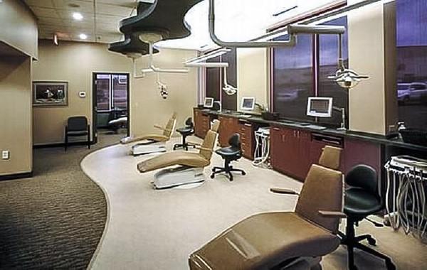 طراحی دکور دندانپزشکی | طراحی دکوراسیون اداری,دکوراسیون داخلی اداری,نورپردازی اداری