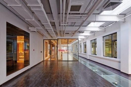 طراحی داخلی یک شرکت معماری | طراحی دکوراسیون اداری,دکوراسیون داخلی اداری,نورپردازی