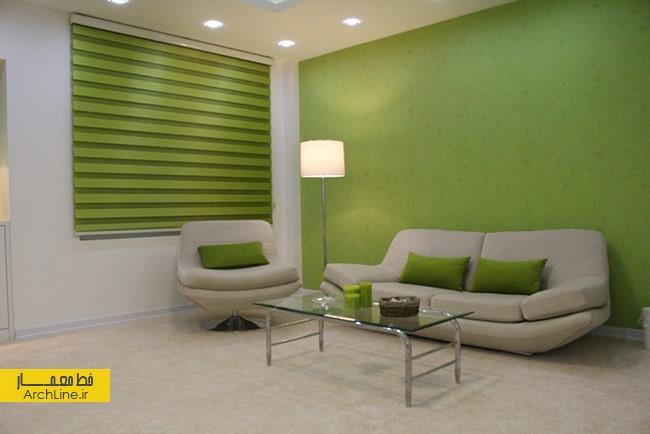 طراحی داخلی ساختمان الگانت | طراحی دکوراسیون اداری,دکوراسیون داخلی اداری,نورپردازی اداری
