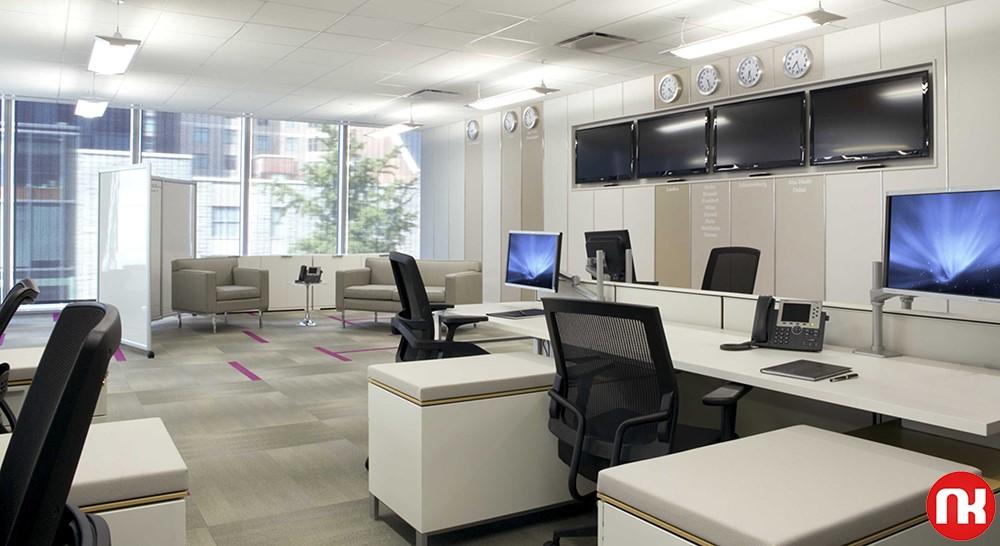 اهمیت نورپردازی در محیط های کاری