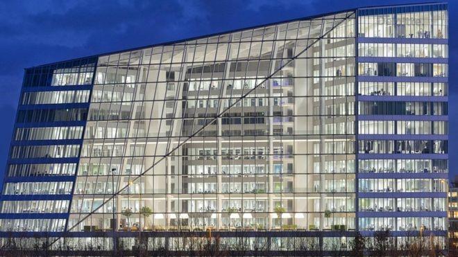 با سبزترین ساختمان اداری جهان آشنا شوید