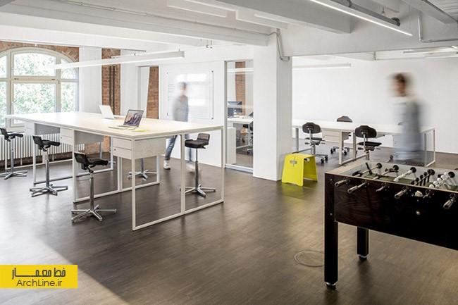 بازسازی دفتر کار اداری | طراحی دکوراسیون اداری,دکوراسیون داخلی اداری,نورپردازی اداری
