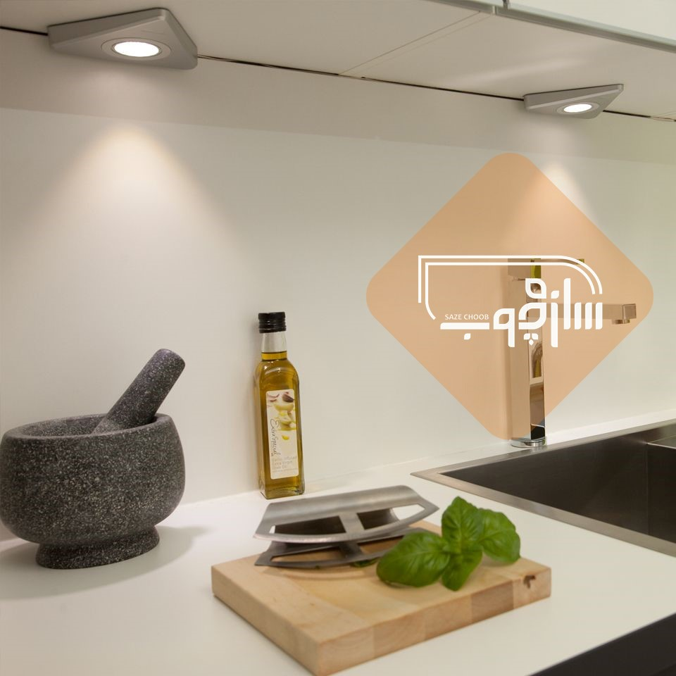 روشهای نورپردازی آشپزخانه | طراحی دکوراسیون منزل,دکوراسیون داخلی آشپزخانه,دکوراسیون