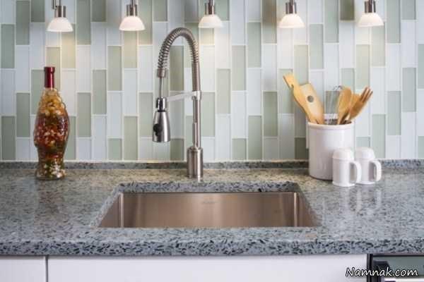 نورپردازی زیبای آشپزخانه | طراحی دکوراسیون منزل,دکوراسیون داخلی منزل,دکوراسیون منزل