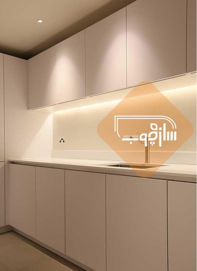مهم بودن نورپردازی آشپزخانه | طراحی دکوراسیون منزل,دکوراسیون داخلی آشپزخانه,دکوراسیون