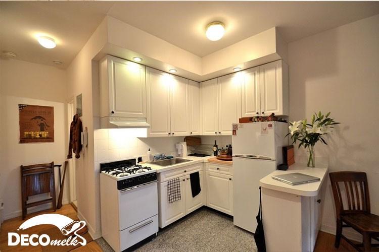 نورپردازی آشپزخانه ایده آل | طراحی دکوراسیون منزل,دکوراسیون داخلی آشپزخانه,دکوراسیون