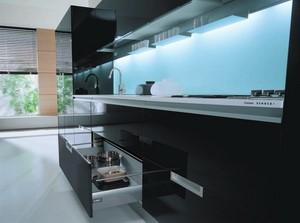 نورپردازی آشپزخانه زیبا | طراحی دکوراسیون منزل,دکوراسیون داخلی منزل,دکوراسیون منزل