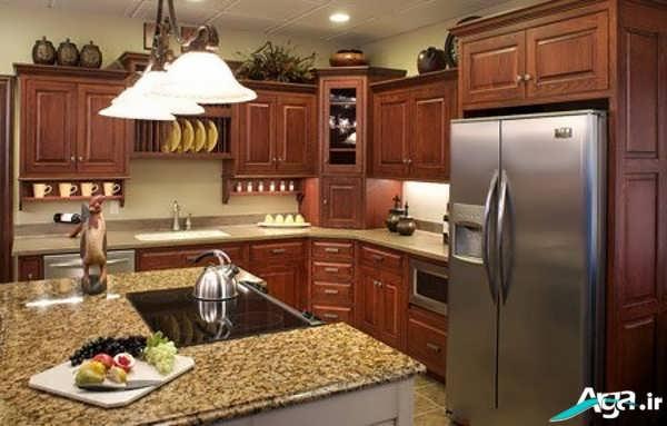 نحوه طراحی دکوراسیون آشپزخانه کوچک و زیبا | طراحی دکوراسیون منزل,دکوراسیون داخلی منزل