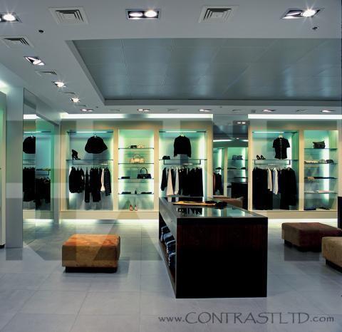 طراحی دکوراسیون فروشگاه کفش و پوشاک |طراحی دکوراسیون مغازه,دکوراسیون داخلی مغازه,دکور