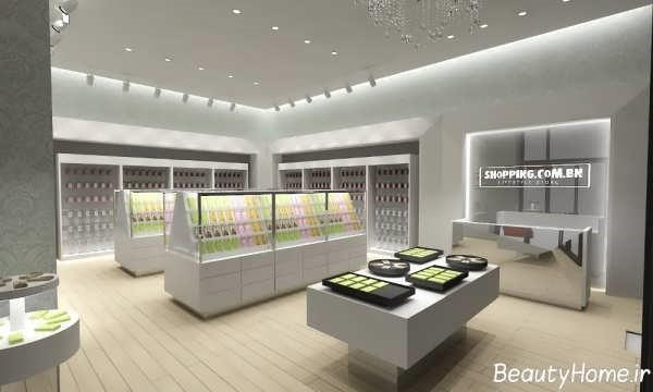 طراحی زیبا برای فروشگاه موبایل |  طراحی دکوراسیون مغازه,دکوراسیون داخلی مغازه,دکور مغازه