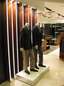 دکوراسیون مغازه – طراحی و اجرای حرفه ای