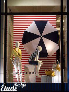 طراحی ویترین مغازه و نمای خارجی فروشگاه