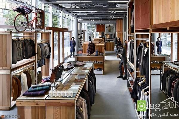 نحوه چینش و تزئین دکوراسیون مغازه پوشاک به شیوه موثر