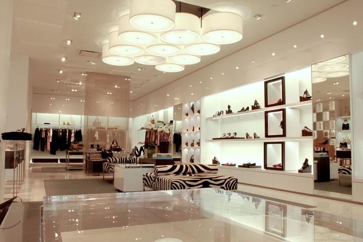 رابطه ی نور و فضا خرده فروشی | طراحی دکوراسیون مغازه,دکوراسیون داخلی مغازه,ویترین مغازه
