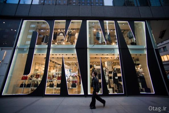 ایده طراحی ویترین مغازه | طراحی دکوراسیون مغازه,دکوراسیون داخلی مغازه,دکوراسیون مغازه