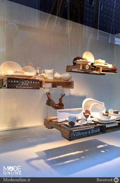 ایدههای خلاقانه طراحی ویترین مغازه |  طراحی دکوراسیون مغازه,دکوراسیون داخلی مغازه,دکور مغازه