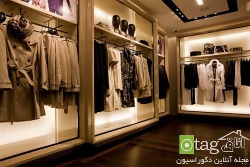 طراحی ویترین جذاب برای مغازه | طراحی دکوراسیون مغازه,دکوراسیون داخلی مغازه,ویترین مغازه