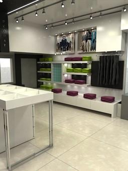 دکوراسیون فروشگاه   طراحی دکوراسیون مغازه,دکوراسیون داخلی مغازه,دکور مغازه,نورپردازی