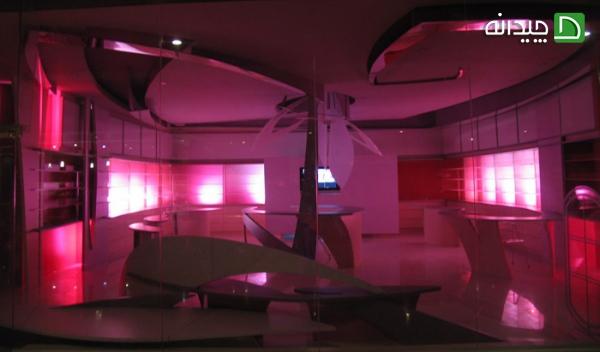 طراحی داخلی نمایشگاه مرکزی | طراحی دکوراسیون مغازه,دکوراسیون داخلی مغازه,ویترین مغازه