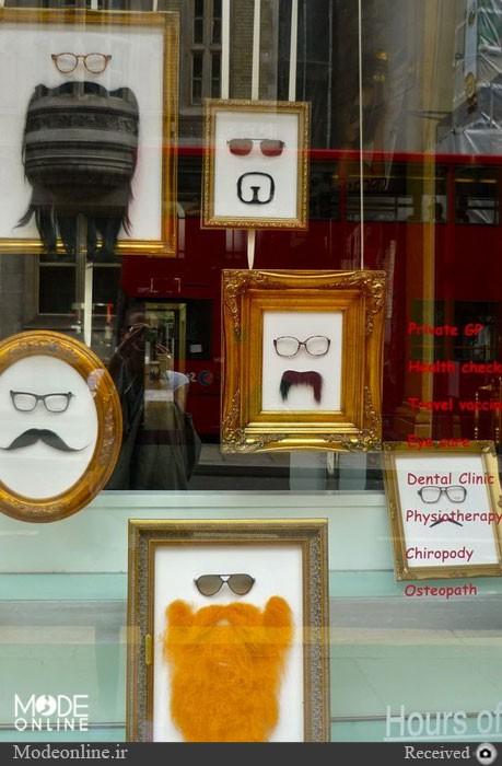 ایدههای خلاقانه برای دکوراسیون ویترین مغازه