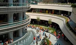 دکوراسیون داخلی یک فضاهای تجاری