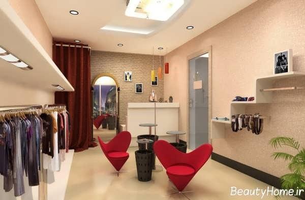 دیزایین بوتیک زنانه و مردانه    طراحی دکوراسیون مغازه,دکوراسیون داخلی مغازه,دکوراسیون مغازه