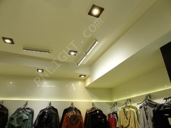 نورپردازی فروشگاه