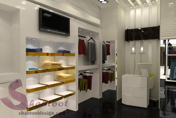 نورپردازی در طراحی مغازه | طراحی دکوراسیون مغازه,دکوراسیون داخلی مغازه,ویترین مغازه,دکور