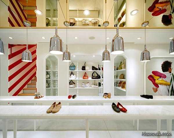 نحوه طراحی جذاب و زیبای دکوراسیون مغازه