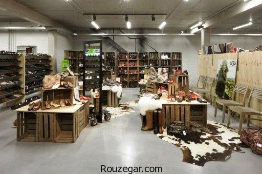 جدیدترین دکوراسیون مغازه کوچک | طراحی دکوراسیون مغازه,دکوراسیون داخلی مغازه,نورپردازی