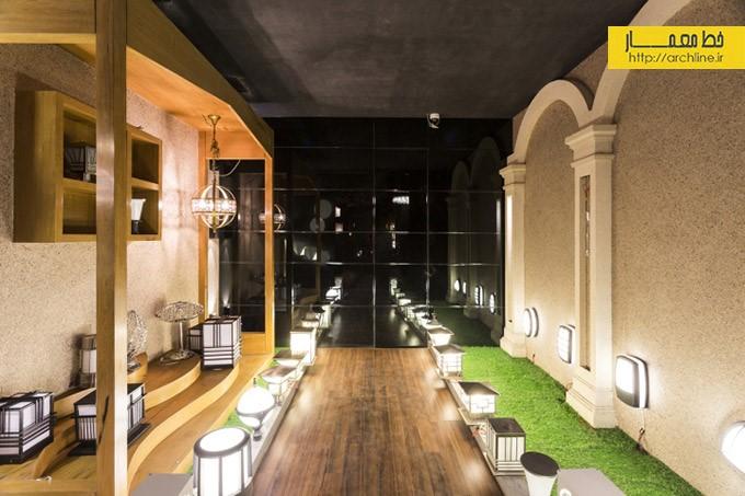 طراحی فروشگاه لوازم الکتریکی | طراحی دکوراسیون مغازه,دکوراسیون داخلی مغازه,نورپردازی