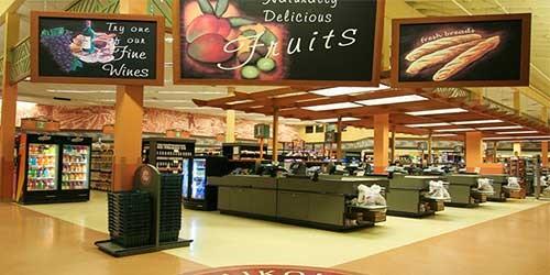اولویت چیدمان کالا در قفسه فروشگاه | طراحی دکوراسیون مغازه,دکوراسیون داخلی مغازه,ویترین