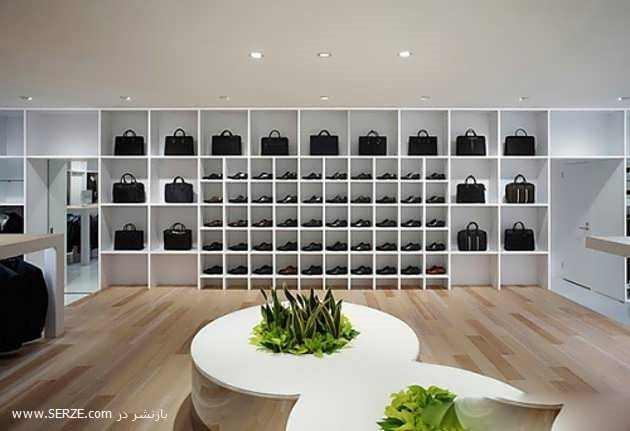 انواع مختلف چیدمان مغازه با دیزاین جدید و مدرن و باکلاس