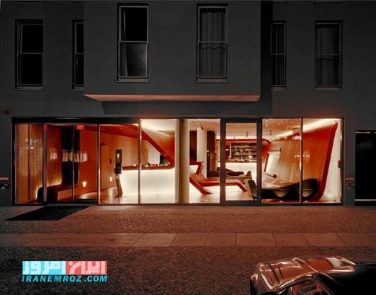 زیباترین مدل دکوراسیون داخلی و بیرونی مغازه