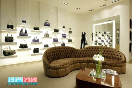 دکور زیبا داخلی و بیرونی مغازه  | طراحی دکوراسیون مغازه,دکوراسیون داخلی مغازه,ویترین مغازه