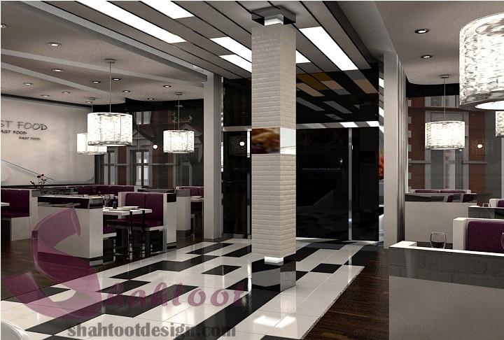 نورپردازی دکور مغازه | طراحی دکوراسیون مغازه,دکوراسیون داخلی مغازه,ویترین مغازه,نورپردازی
