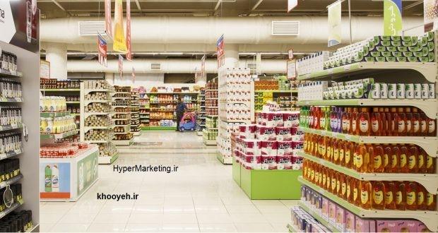 اصول اولیهی طراحی فروشگاه و سوپرمارکت