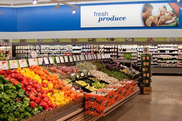دکوراسیون فروشگاه مواد غذایی  طراحی دکوراسیون مغازه,دکوراسیون داخلی مغازه,نورپردازی مغازه